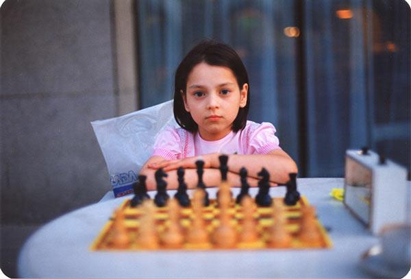 Александра Костенюк в детстве фото