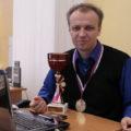Шахматист и комментатор Сергей Шипов
