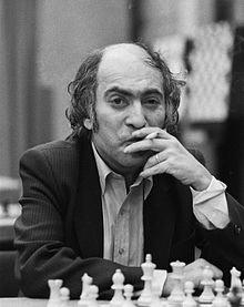 Восьмой чемпион мира по шахматам Михаил Таль