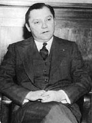 Шахматист Бениамин Маркович Блюменфельд