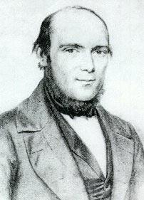 Шахматист Адольф Андерсен - фото