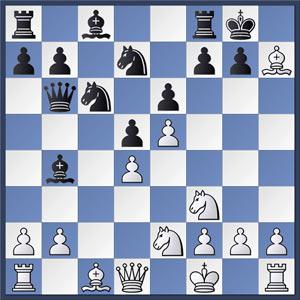 Шахматная диаграмма 2