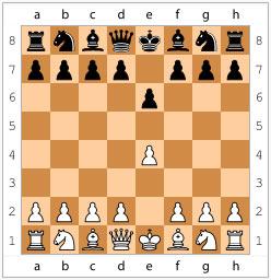 Французская защита: 1. е4 е6