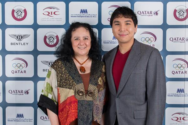 Лотис Ки и Уэсли Со (Катар, 2015)