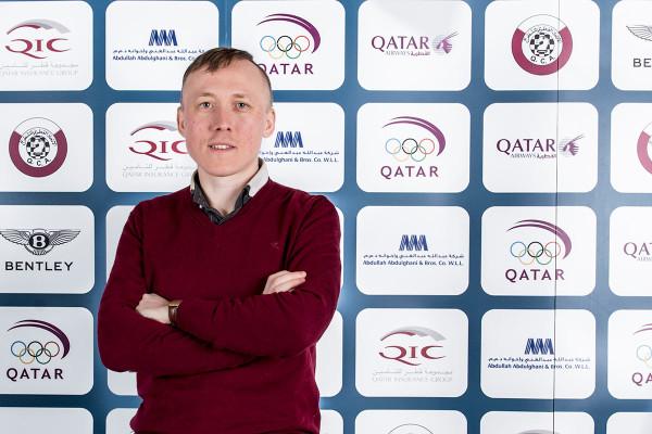 Шахматист Руслан Пономарев (Украина)