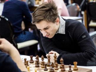 Шахматист Даниил Дубов - Катар 2015