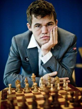 Доклад о чемпионе мира по шахматам 3295