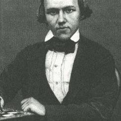 Пол Морфи - великий шахматист (США)