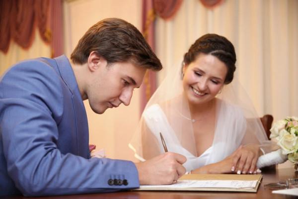 Свадебная фотография - Сергей Карякин с женой Галией