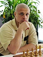 "Василий Емелин - шахматист и автор книги ""Избранные партии Левона Ароняна"""