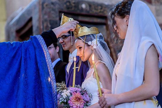 Свадебные фотографии Аниш Гири и Софико Гурамишвили