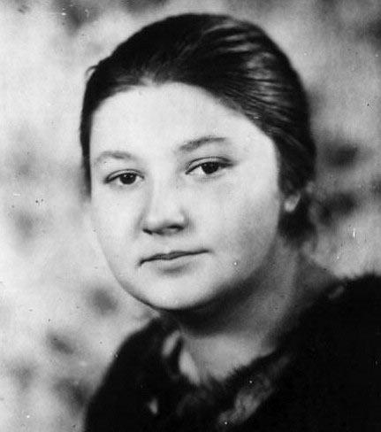 Шахматистка Вера Францевна Меньчик