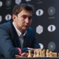 Сергей Карякин перед началом четвертого тура турнира претендентов