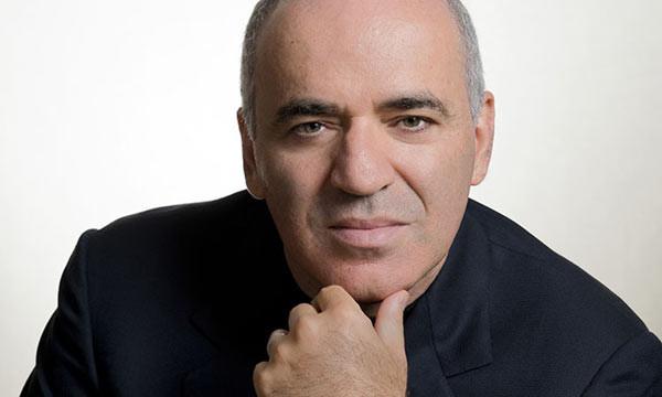 Гарри Каспаров - 13 чемпион мира по шахматам