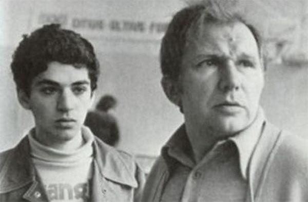 Гарри Каспаров и величайший шахматный тренер Александр Никитин