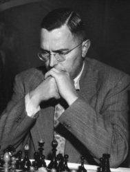 Макс Эйве - 5-й чемпион мира по шахматам