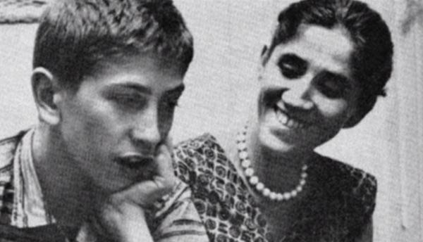 Бобби Фишер с матерью