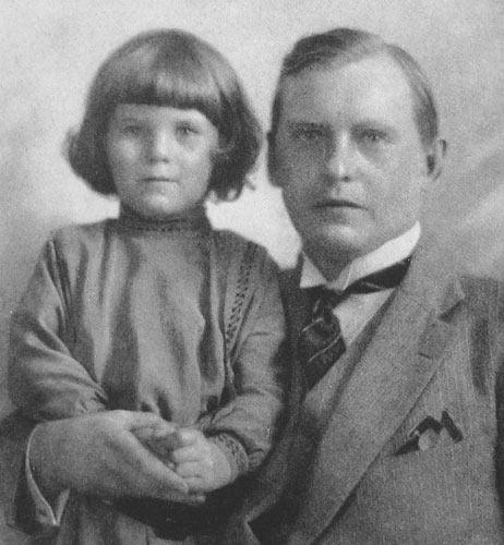 Алехин с сыном Александром
