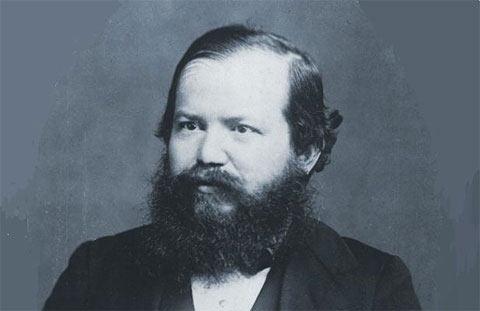 Первый чемпиона мира по шахматам Вильгельм Стейниц