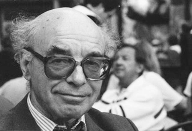 Давид Ионович Бронштейн - один из великих шахматистов 20 века