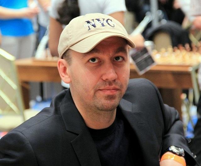 Гата Рустемович Камский