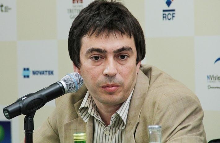 Глуховский Марк Владимирович - исполнительный директор Российской Шахматной Федерации