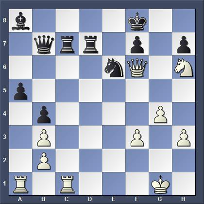 Миша Осипов решает шахматные этюды