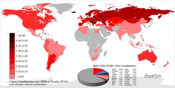 Чем темнее цвет, тем больше пользователей смотрят трансляцию матча онлайн (кликабельно)