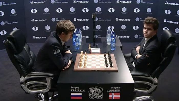 Карлсен - Карякин 2016. Тай-брейк