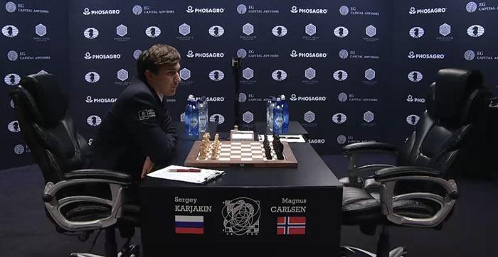 Есть надежда, что Карякин серьезно настроился на борьбу