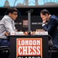 London Chess Classic 2016 тур 8. Виши Ананд (Индия) и Веселин Топалов (Болгария)