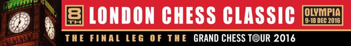 London Chess Classic 2016 - турнир по классическим шахматам в Лондоне