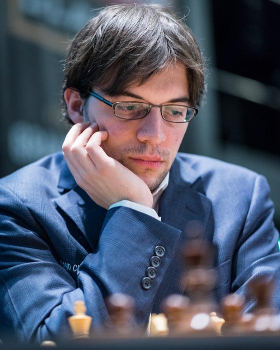 London Chess Classic тур 6. Максим Вашье-Лаграв