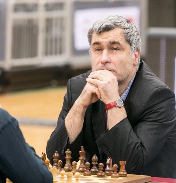 Василий Иванчук - чемпионат мира по быстрым шахматам Катар 2016