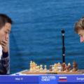 Вей И и Сергей Карякин - Tata Steel Chess 2017 11 тур