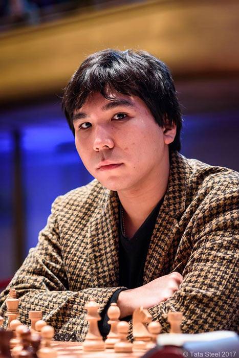 Уэсли Со - лидер турнира Tata Steel Chess 2017 (Вейк-ан-Зее)