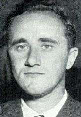 Шахматист Ефим Геллер в молодости