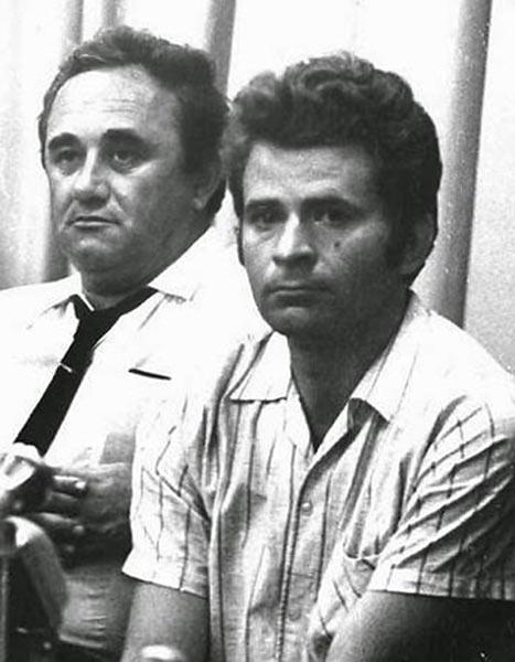 Ефим Геллер и Борис Спасский
