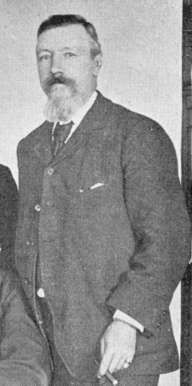 Шахматист Джозеф Генри Блэкберн