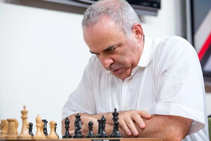 Взгляд великого шахматиста Гарри Каспарова