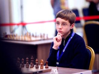 Шахматист Антон Смирин (Астралия)