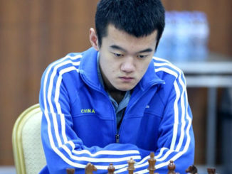 Дин Лижэнь (Ding Liren) - финалист Кубка мира 2017