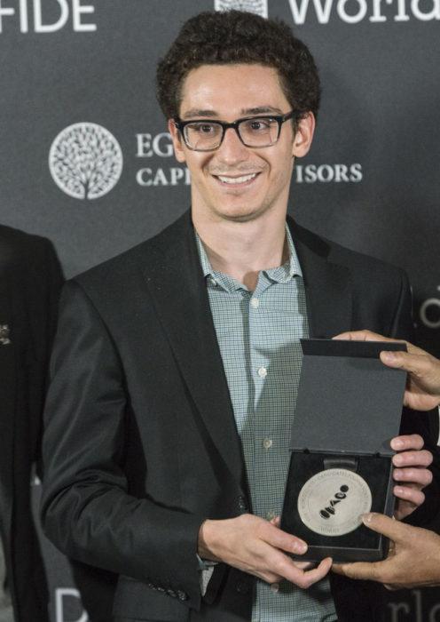 Фабионо Каруана - победитель турнира претендентов по шахматам 2018
