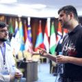 Максим Вашье-Лаграв (Франция) и Пётр Свидлер (Россия) - Кубок мира по шахматам, Тбилиси, тай-брейк