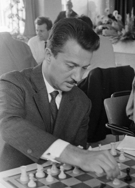 Светозар Глигорич (1966 год)