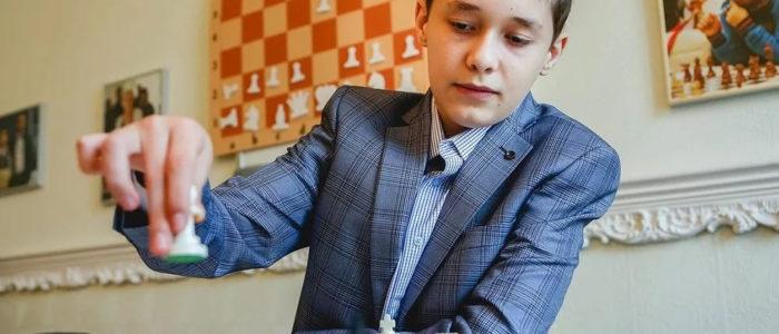 Шахматист Андрей Есипенко