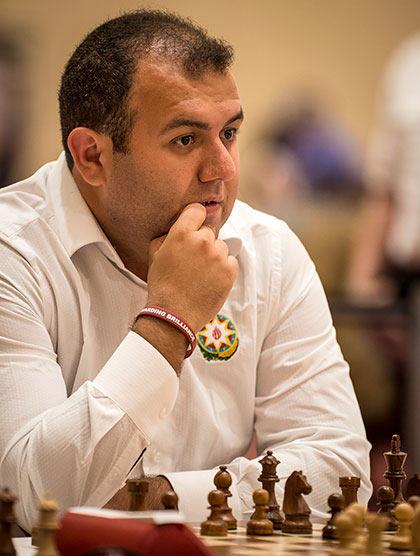 Шахматист Рауф Мамедов