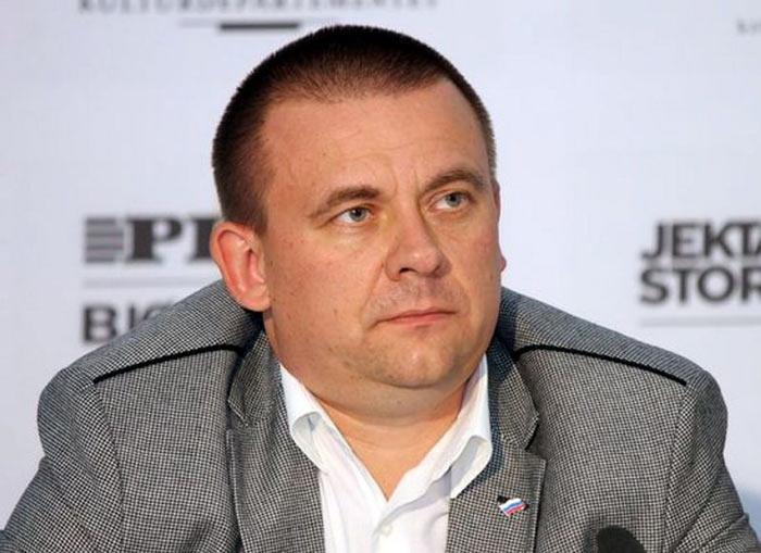 Сергей Рублевский - старший тренер женской сборной России по шахматам