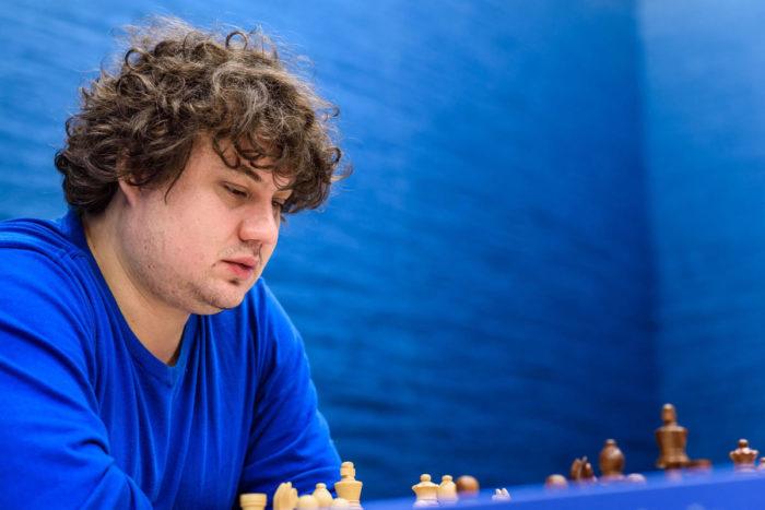Антон Коробов - вторая строчка в турнире претендентов (Tata Steel Challengers)