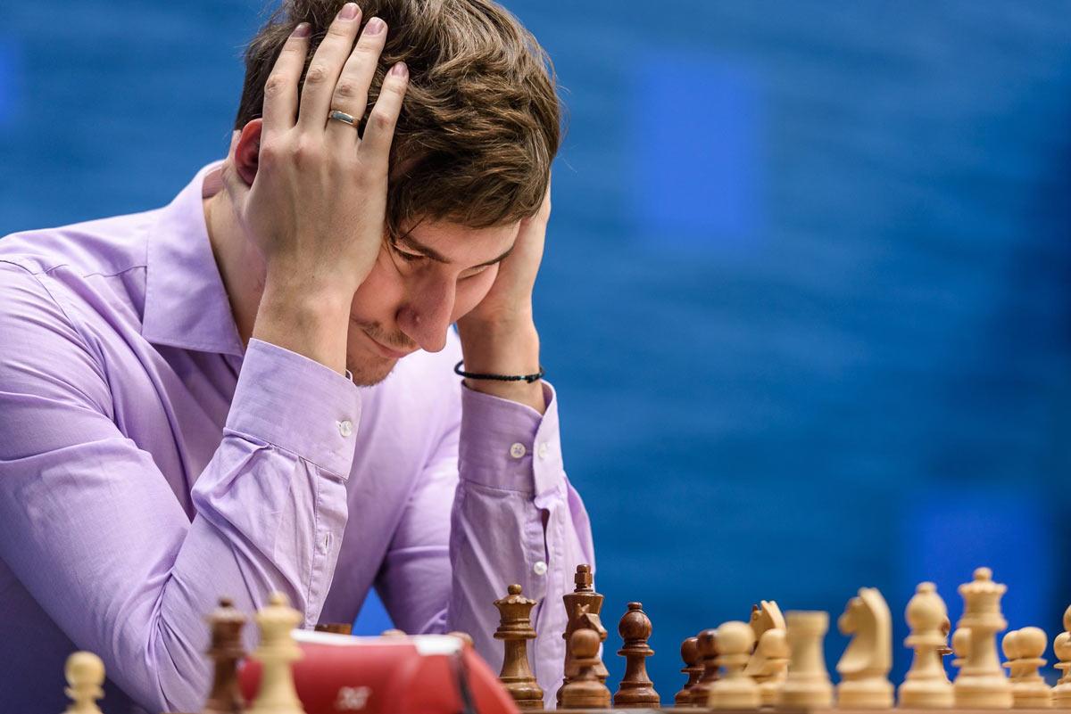 Сергей Карякин - шестая строчка после 12-го тура
